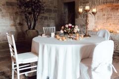 tavolo sposi cimadomo